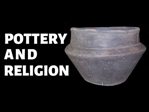 Ancient Native American Pottery And Religion