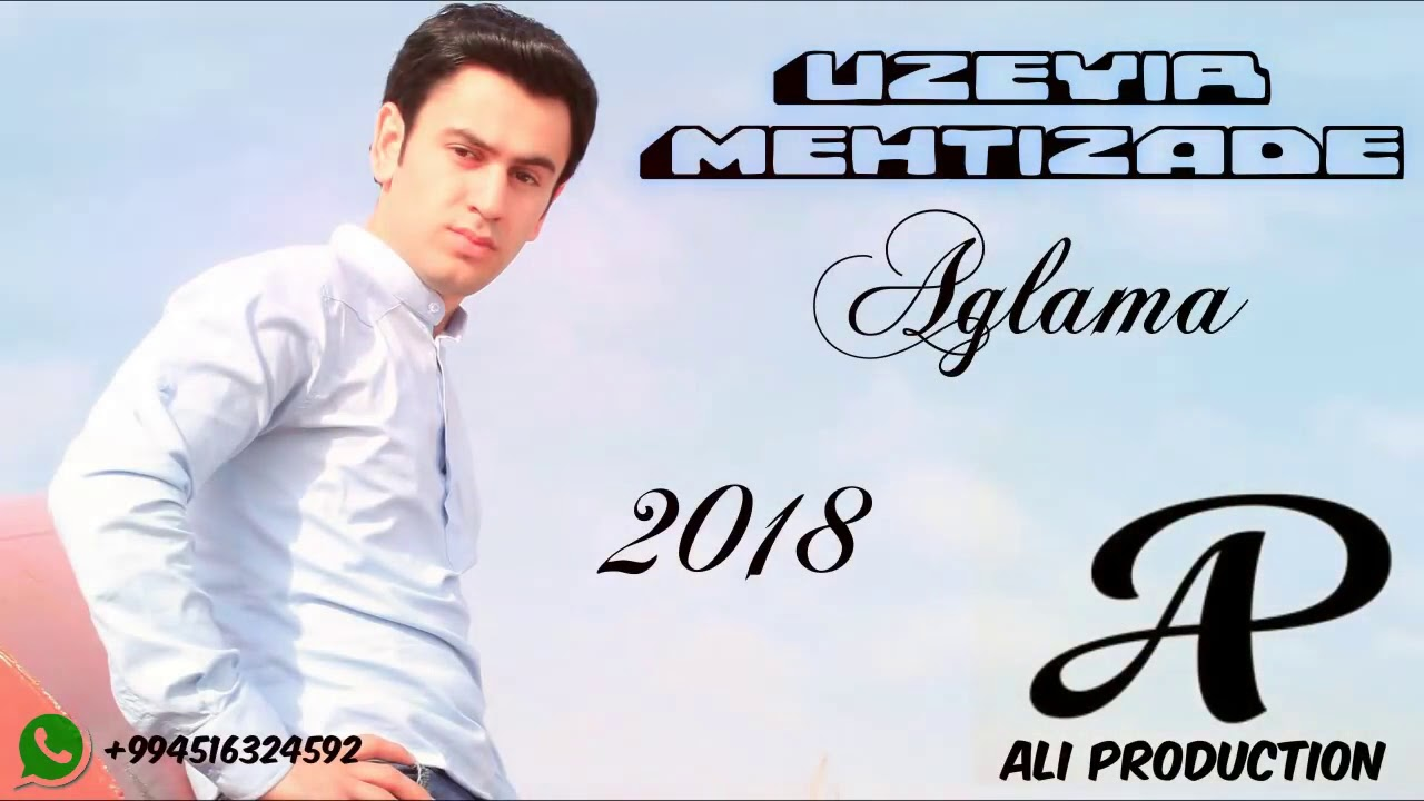 Uzeyir Mehdizade Ağlama 2018 Youtube