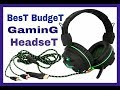 Best Budget Gaming Headphone