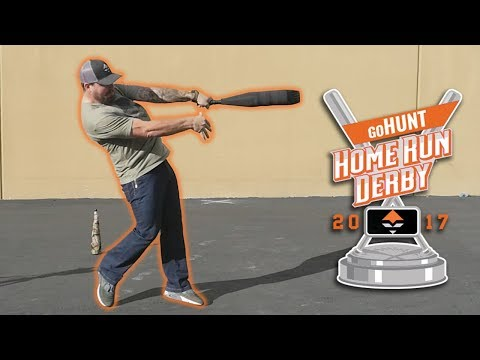 Bugle Tube Homerun Derby  - goHUNT Gear Stress Test
