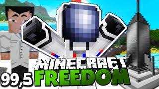WIR FLIEGEN INS WELTALL! ✪ Minecraft FREEDOM #99,5 | Paluten
