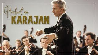 Herbert von Karajan & Wiener Philharmoniker | Mozart Beethoven Tchaikovsky Brahms Schubert