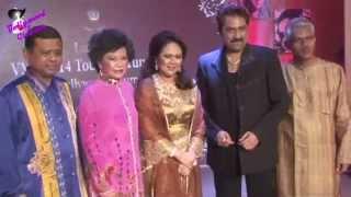 HRH of Malaysia & Kumar Sanu launch Indo- Malaysian music album