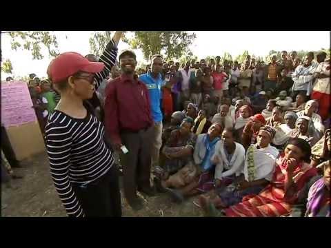 Bogaletch Gebre, Lauréate Prix Roi Baudouin pour le Développement en Afrique 2012-2013