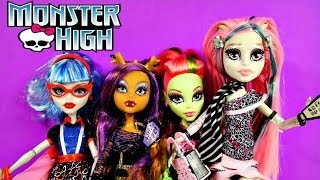 Monster High Dolls Ghoul