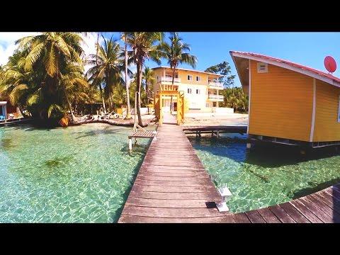 Panama 2016: Adventure in Bocas del Toro (Xiaomi Yi - HD)