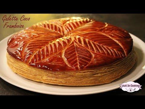 recette-de-galette-des-rois-coco-framboise