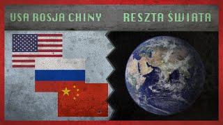 USA, ROSJA, CHINY vs RESZTA ŚWIATA | Zestawienie Armii [2018]