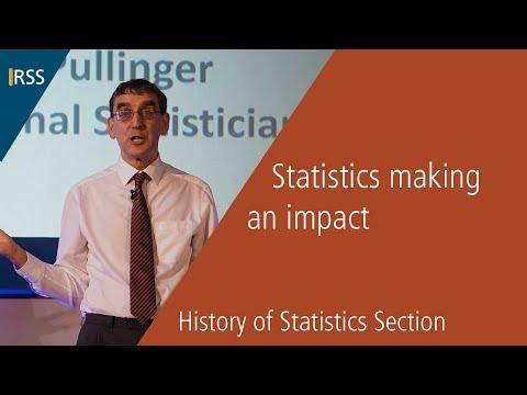 John Pullinger - Statistics making an impact