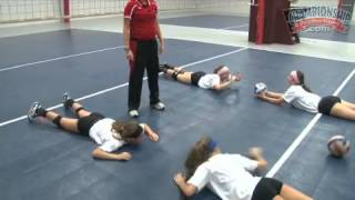 Setting Fundamentals for Volleyball