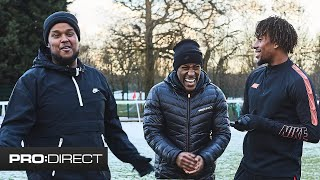 CHUNKZ & YUNG FILLY ft. ALEX IWOBI | PRECISION CHALLENGE
