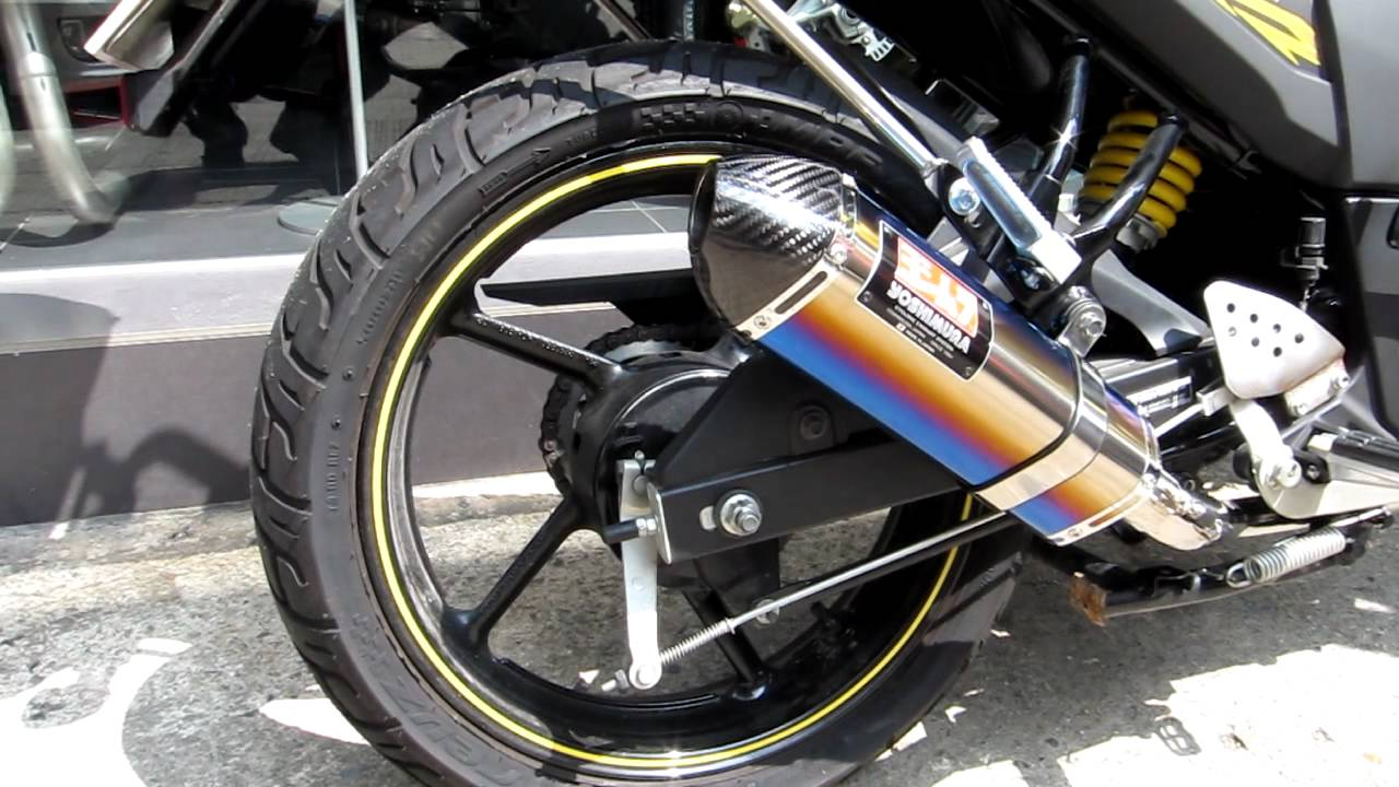 Yamaha Fz Exhaust System
