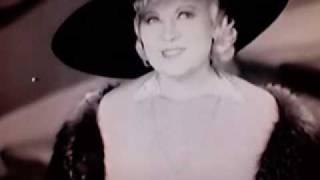 "Mae West ""Now I'm a Lady"""
