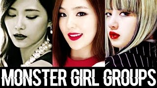 4 Kpop Monster Girl Groups (New Generation) - Stafaband