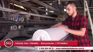 DADAŞ HALI YIKAMA - BAHÇELİEVLER / İSTANBUL