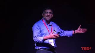 Ideas to Triple The Size of Indian Economy | Ashish Puntambekar | TEDxVJTI