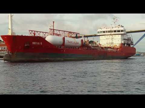 Curacao Ship #1