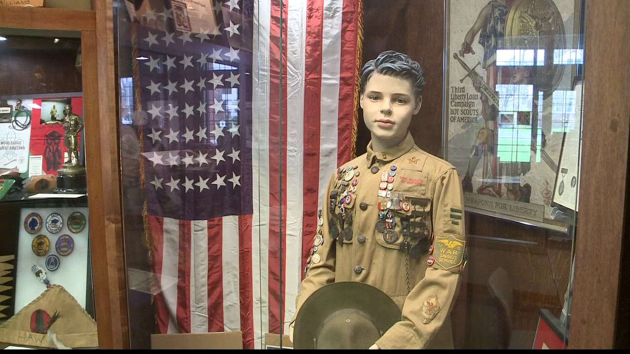 Boy Scout History Museum