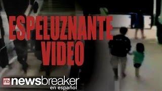 ESPELUZNANTE: Video Muestra A Una Niña De 6 Años Con El Hombre Que La Secuestró, Violó Y...