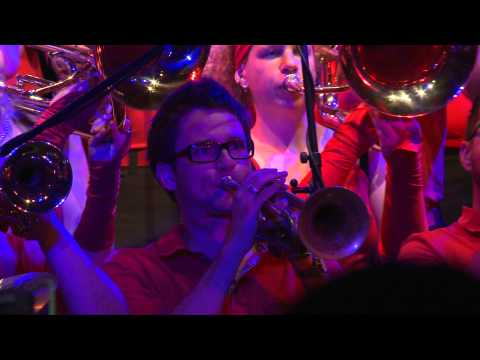 Right Now - Sweet - Medley - Swiss Powerbrass feat. Nat McIntosh (Youngblood Brass Band)