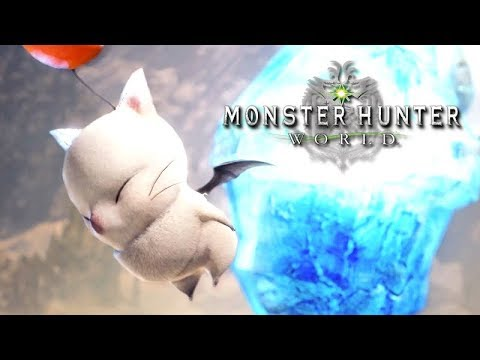 Monster Hunter: World (Final Fantasy 14 Event) – All Cutscenes (Game Movie) 1080p HD thumbnail