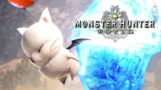 Monster Hunter: World (Final Fantasy 14 Event) – All Cutscenes (Game Movie) 1080p HD