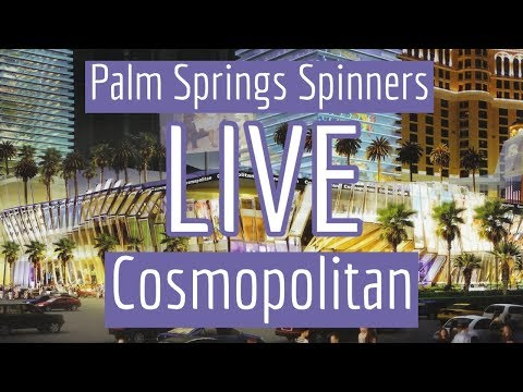 Palm Springs Spinners  Slot Play from Las Vegas- Day 2