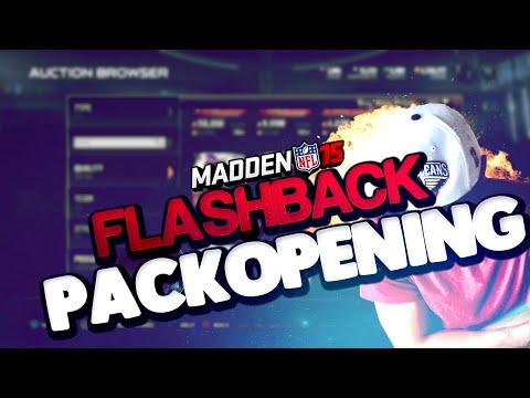 Madden NFL 15 Ultimate Team - FLASHBACK FRIDAY! NEW 103 CIT FRED BILETNIKOFF - MUT 15
