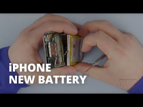 How to Replace the Battery in the Original iPhone