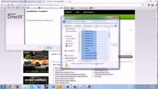 Fix any DirectX errors - EASY STEP BY STEP Tutorial