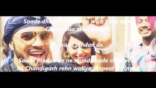 Download Hindi Video Songs - Latest punjabi song ,chandigrah rehn waliye ( lyric video )