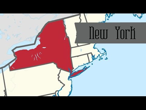 Two Minute Tour of New York: 50 States for Kids - FreeSchool