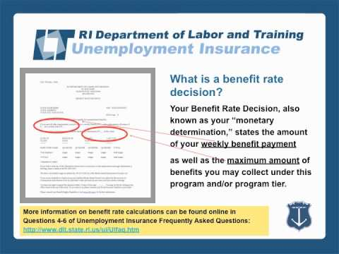 Understanding Unemployment Benefits (DLT)