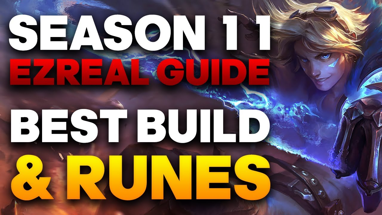 Ezreal Build Guide Vapora Dark In Depth Adc Ezreal Guide Season 11 League Of Legends Strategy Builds
