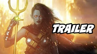 Wonder Woman 1984 Trailer and Justice League 2021 Announcement Breakdown and Easter Eggs