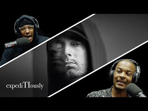 Nick Cannon Vs. Eminem | ExpediTIously Podcast