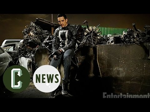 Agents of SHIELD Ghost Rider Image Revealed | Collider News