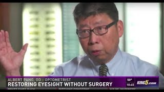 Restoring Eyesite Without Surgery