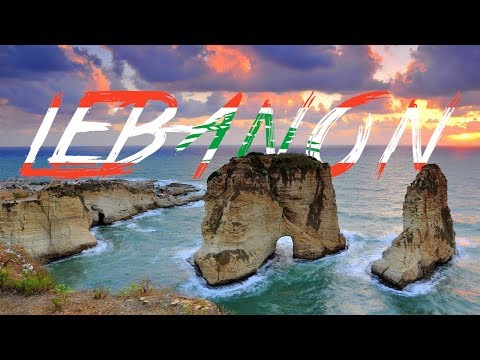 LEBANON - Paris of the Middle East 4K