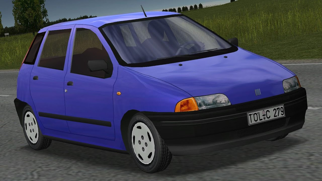 fiat punto 75 1993 drive links racer free game youtube. Black Bedroom Furniture Sets. Home Design Ideas