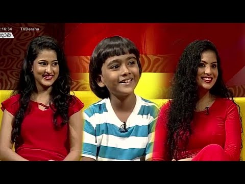 Theruni, Sidu & Malee with Malbara Derana Morning Program ( 08-09-2016 )