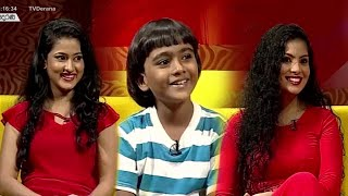 Theruni, Sidu & Malee with Malbara Derana Morning Program - 08th September 2016