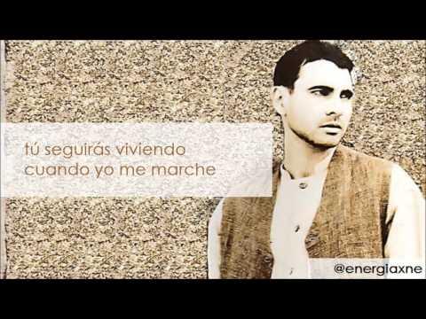 Benjamín - No Soy El Aire (con letra)