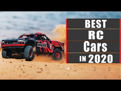 Top 7 Best RC Cars In 2020 .(Buying Guides)