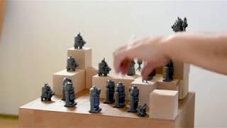 オリジナルアニマル将棋駒