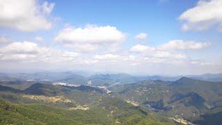덕유산국립공원 성산로 벤리50 와인딩