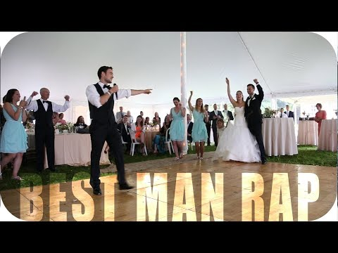 Best Man Rap Speech Medley (With Lyrics)