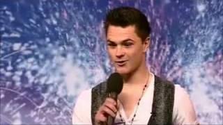 Shaun Smith _ Singer _ Britains Got Talent 2009 Ep 5