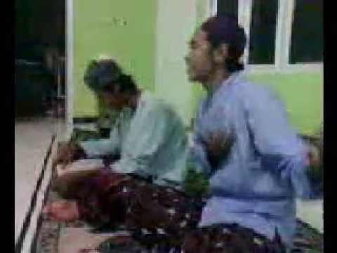 Sholawat Langitan Hubbu Ahmadi