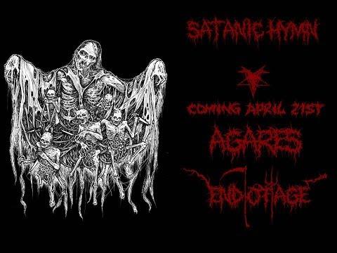 Agares - Satanic Hymn (official audio)